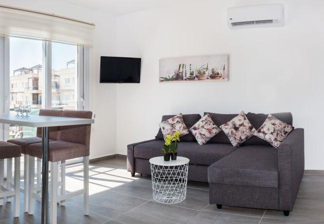 in Vokolida - Hera Apartment with Sea View