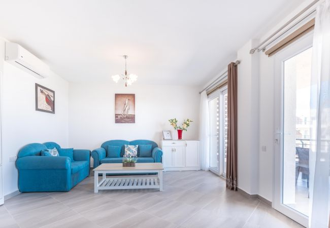 in Vokolida - Lovely Apartment with Sea View